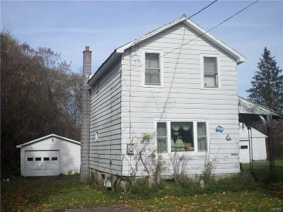 Single Family Home A-Active: 4665 West Cayuga Street