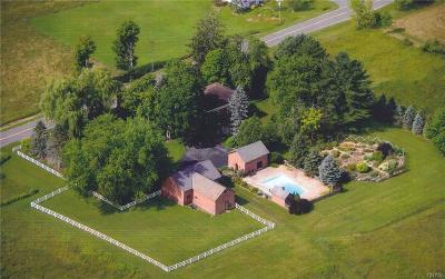 Oneida County Single Family Home A-Active: 10413 Powell Road