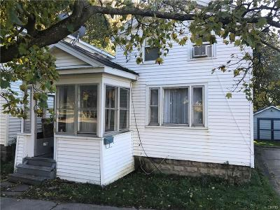 Oswego-City Single Family Home Active Under Contract: 198 Syracuse Avenue