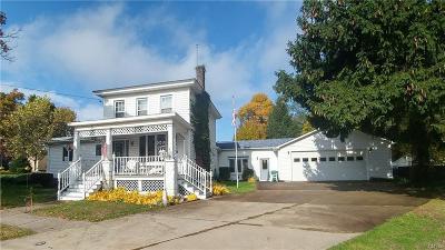 Oswego-City Single Family Home For Sale: 1 Miller Street