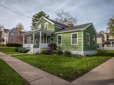 Madison County Single Family Home A-Active: 9 Nickerson Street