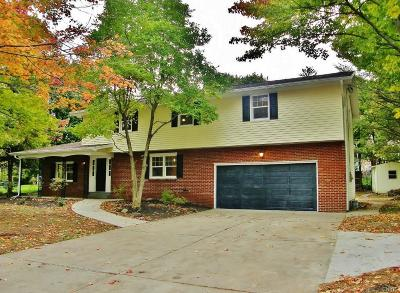 Syracuse Single Family Home A-Active: 617 Nottingham Road