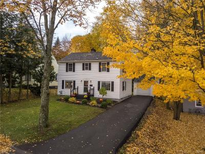 New Hartford NY Single Family Home U-Under Contract: $189,900