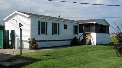 St Lawrence County Single Family Home A-Active: 586 Battle Hill Road