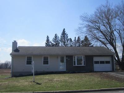 Oneida County Single Family Home A-Active: 6607 Seville Drive Street