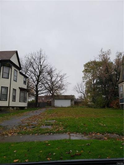 Utica Residential Lots & Land A-Active: 43 Grant Street