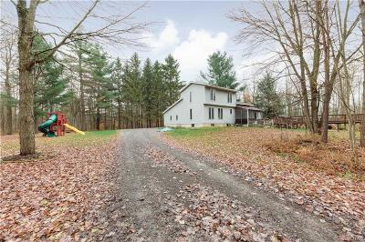 Castorland NY Single Family Home C-Continue Show: $179,900