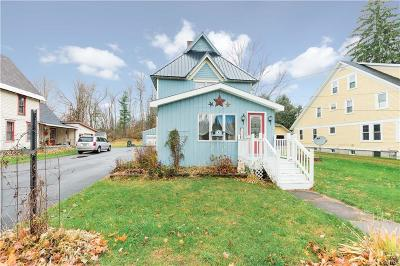 Beaver Falls NY Single Family Home A-Active: $104,999
