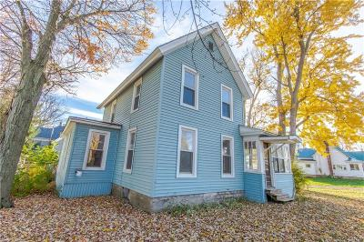 Brownville Single Family Home Active Under Contract: 202 E Bradley Street
