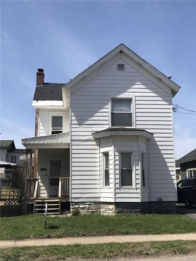 Herkimer County Single Family Home A-Active: 505 East German Street