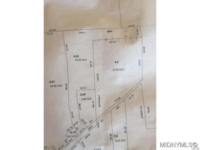 Cazenovia Residential Lots & Land C-Continue Show: 3685 Wyss Road