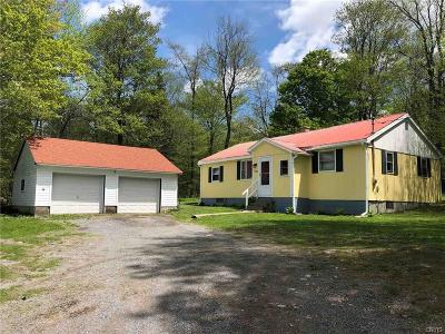 Forestport NY Single Family Home A-Active: $139,500