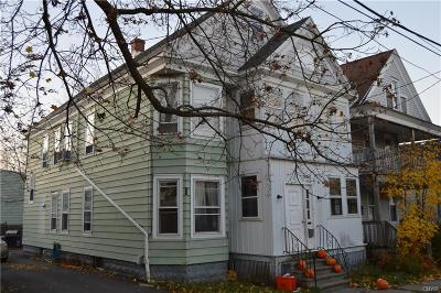 Multi Family Home Sold: 1010 Nichols Street Street