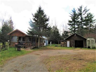St Lawrence County Single Family Home A-Active: 422 Stone Road