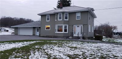 Single Family Home Sold: 7731 State Route 12