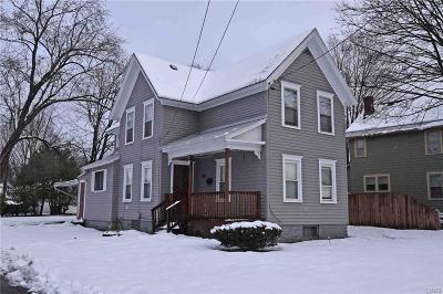 Rome Single Family Home A-Active: 411 Riverside Drive