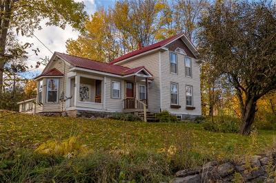 Madison County Single Family Home A-Active: 5083 Rathbun Road