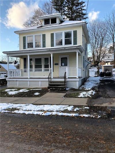 Herkimer County Single Family Home A-Active: 37 Woodside Avenue