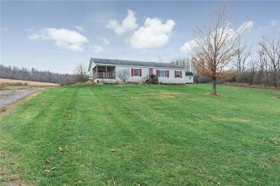 Jefferson County, Lewis County Single Family Home A-Active: 29350 Andrews Road