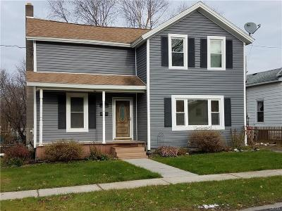 Jefferson County, Lewis County Single Family Home A-Active: 54 North Jefferson Street