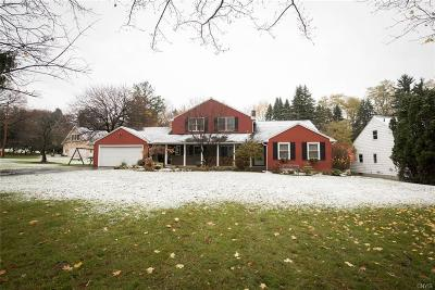Syracuse Single Family Home A-Active: 705 North Orchard Road
