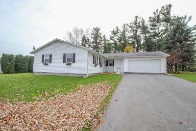 Auburn NY Single Family Home A-Active: $159,900
