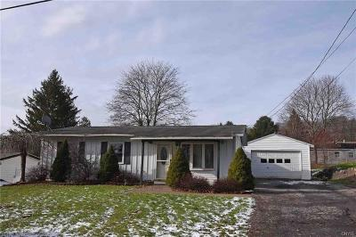 Oneida County Single Family Home A-Active: 511 Keyes Road