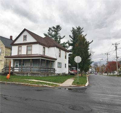 Jefferson County, Lewis County Multi Family 2-4 A-Active: 935 Academy Street