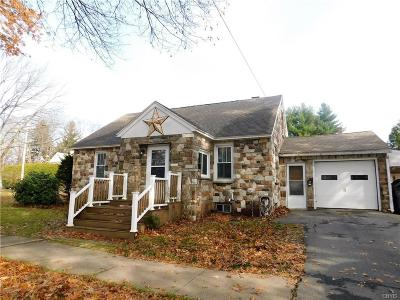 Oneida County Single Family Home A-Active: 800 Roosevelt Avenue