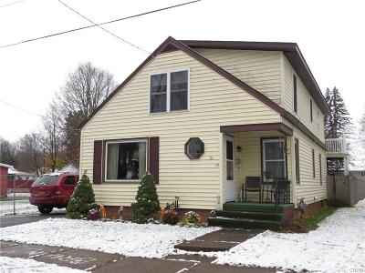 Herkimer County Single Family Home A-Active: 15 Harrison Avenue