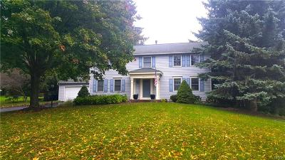 Syracuse Single Family Home C-Continue Show: 5075 Webster Mile Drive