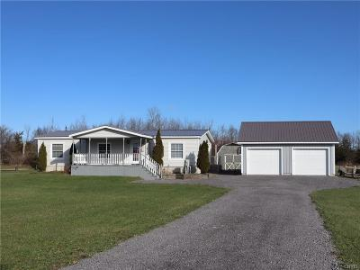 Adams Single Family Home A-Active: 10828 County Route 77