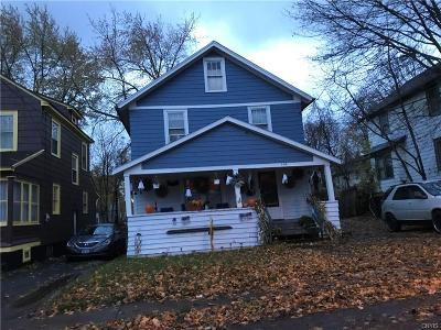 Syracuse Single Family Home A-Active: 209 Rockland Avenue