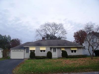 Oneida County Single Family Home A-Active: 902 Turin Street