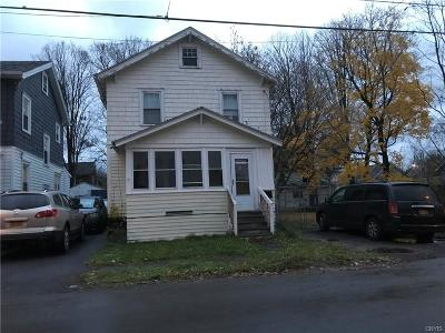 Syracuse Single Family Home A-Active: 145 Berger Avenue