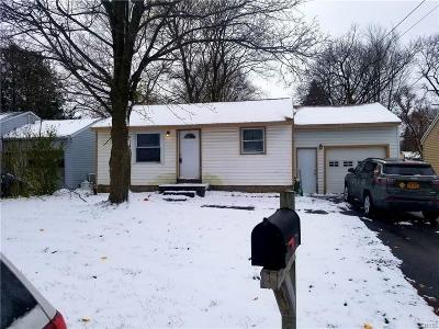 Madison County Single Family Home A-Active: 605 Cain Street