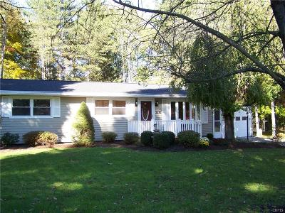 Auburn NY Single Family Home A-Active: $184,900