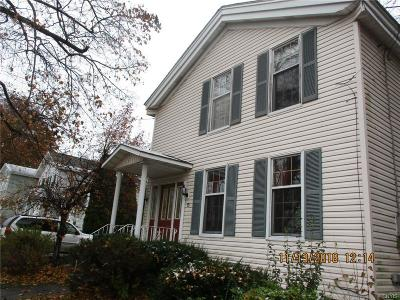 Single Family Home A-Active: 15 East Oneida Street