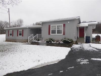 Oneida County Single Family Home A-Active: 465 Mapledale Road