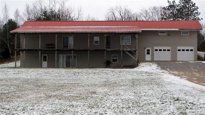 St Lawrence County Single Family Home A-Active: 642 State Highway 812