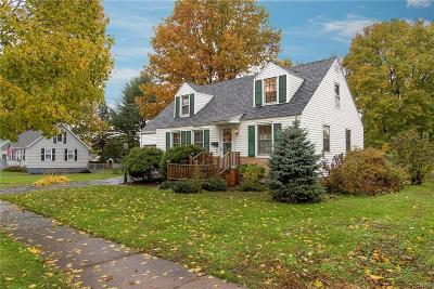 Utica Single Family Home A-Active: 509 Coolidge Road