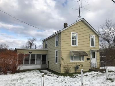 Jefferson County, Lewis County Single Family Home A-Active: 43 Liberty Street