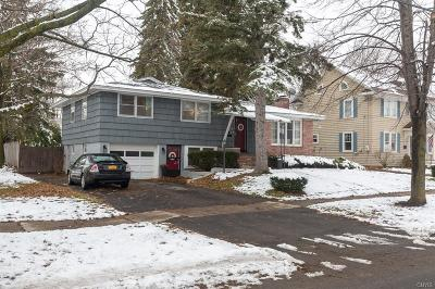 Watertown Single Family Home A-Active: 120 Thompson Boulevard