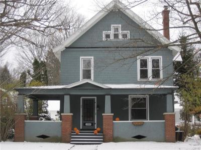 Clinton Single Family Home A-Active: 34 Utica Street