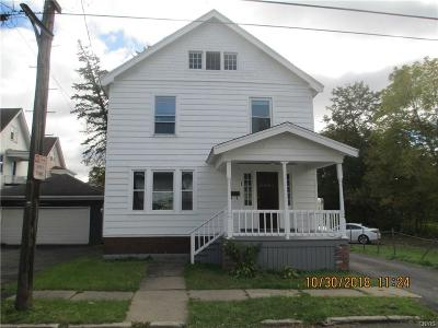 Utica Single Family Home A-Active: 1 Cromwell Place