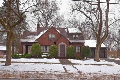 Utica Single Family Home A-Active: 1540 Sunset Avenue
