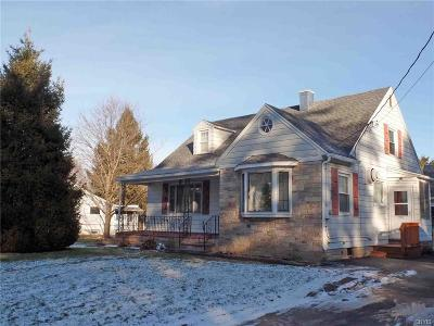 New York Mills Single Family Home A-Active: 15 Campbell Avenue