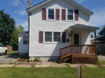 St Lawrence County Single Family Home A-Active: 1122 Mechanic Street