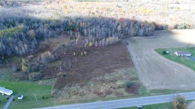 Jefferson County, Lewis County, St Lawrence County Residential Lots & Land A-Active: Nys Route 3