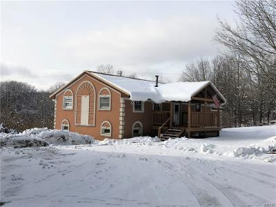 Remsen NY Single Family Home A-Active: $145,000
